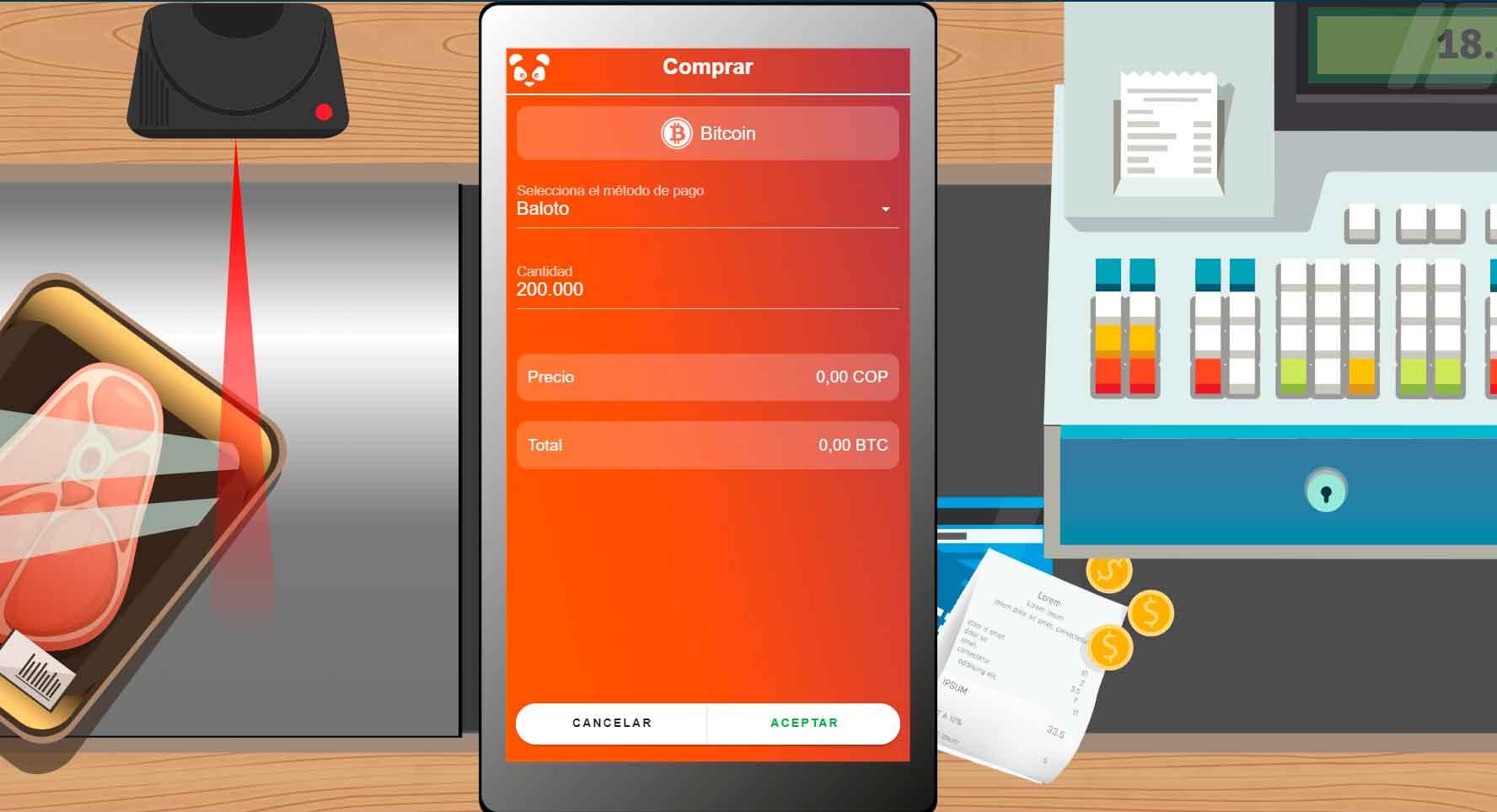 web app de panda btm