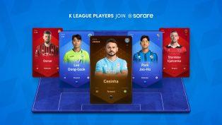 Primera división de fútbol en Corea del Sur tokenizará a jugadores mediante la blockchain de Ethereum