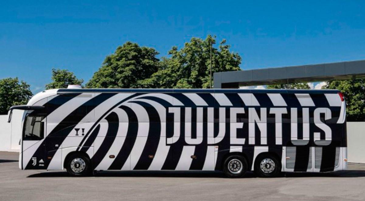 A través de la app blockchain Socios y sus tokens para fanáticos, los seguidores de la Juventus elegirán el próximo diseño del autobús oficial del equipo