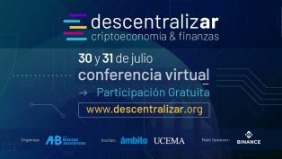 Descentralizar, conferencia virtual enfocada en el debate sobre tecnologías para la descentralización