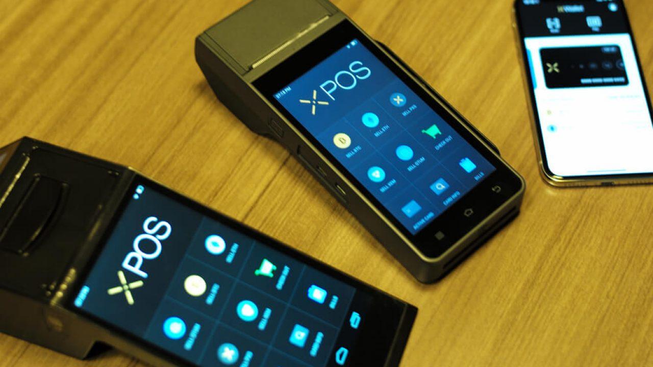 Por medio de los dispositivos XPOS de Pundi X usuarios podrán comprar criptomonedas y pagar con PayPal
