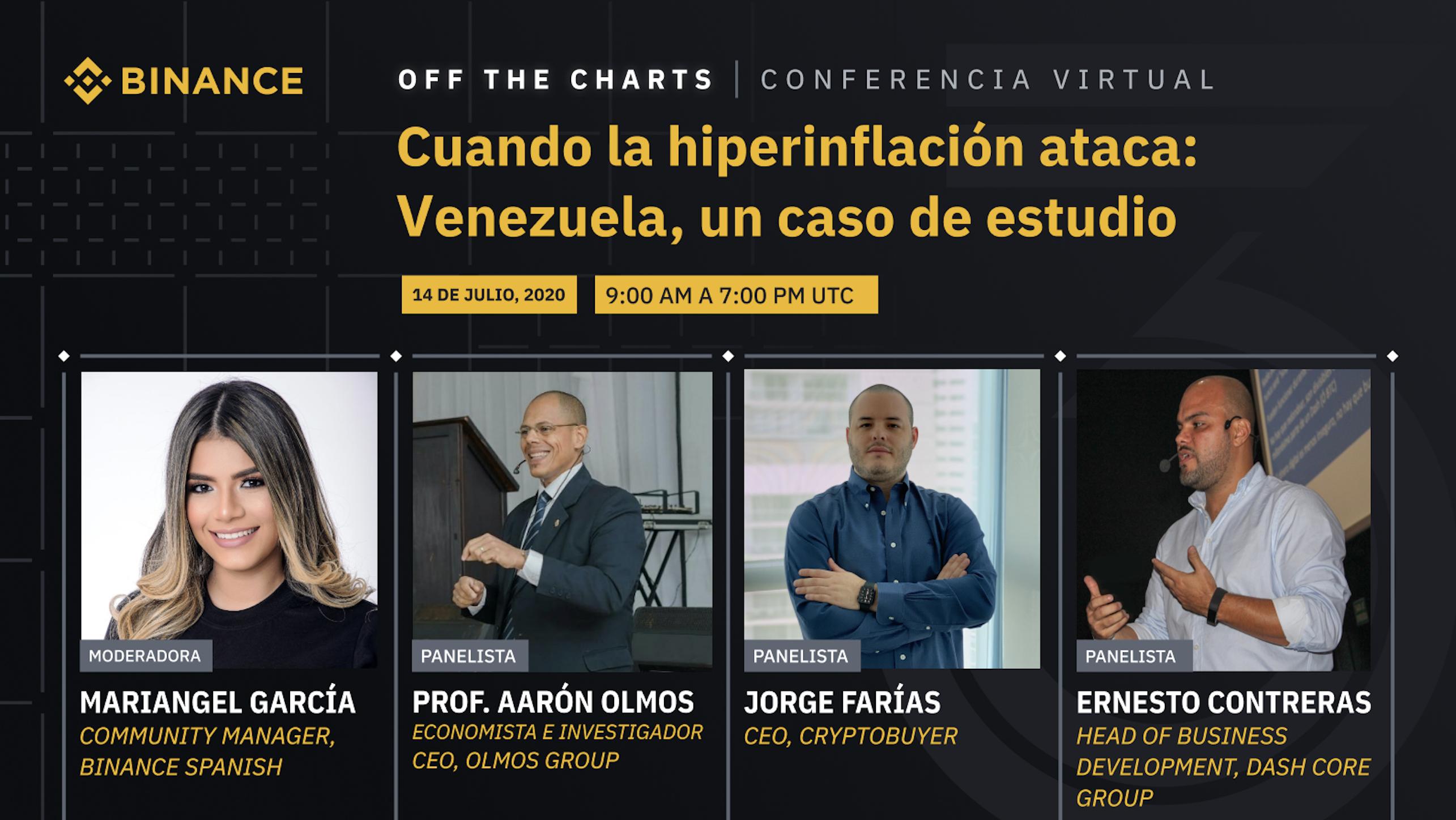 binance off the charts venezuela criptotendencias.com