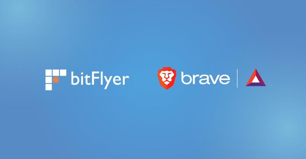 Brave y bitFlyer desarrollarán una wallet de criptoactivos para los usuarios en Japón
