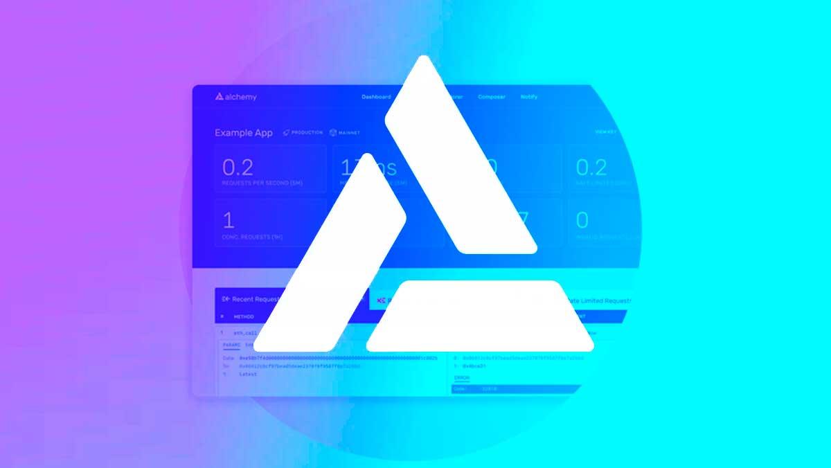 Alchemy, la plataforma de desarrollo blockchain hace su lanzamiento al público