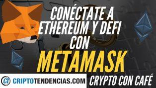 tutorial metamask 2020, como abrir una cuenta en ethereum, conectar billetera a uniswap criptotendencias