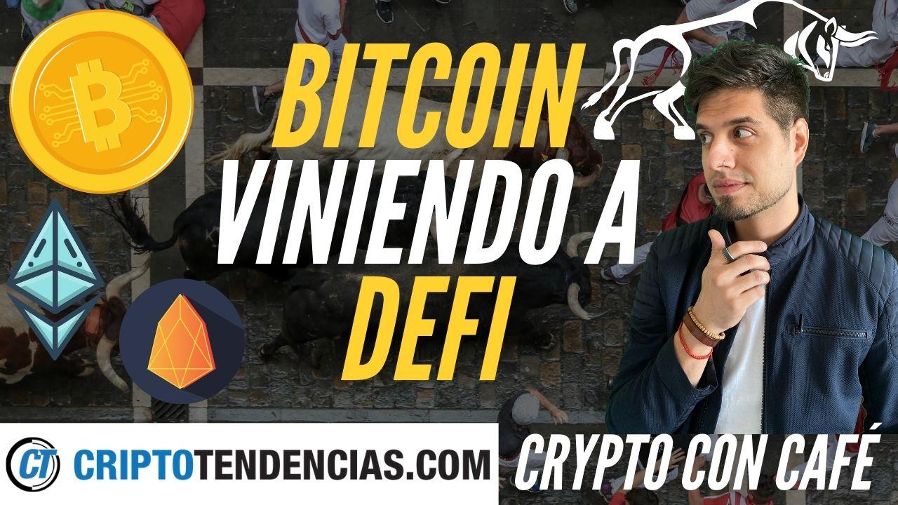 bitcoin defi #cryptoconcafe criptotendencias