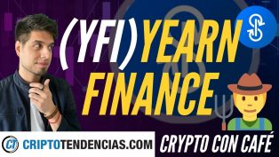 yearn.finance yfi crypto con cafe criptotendencias