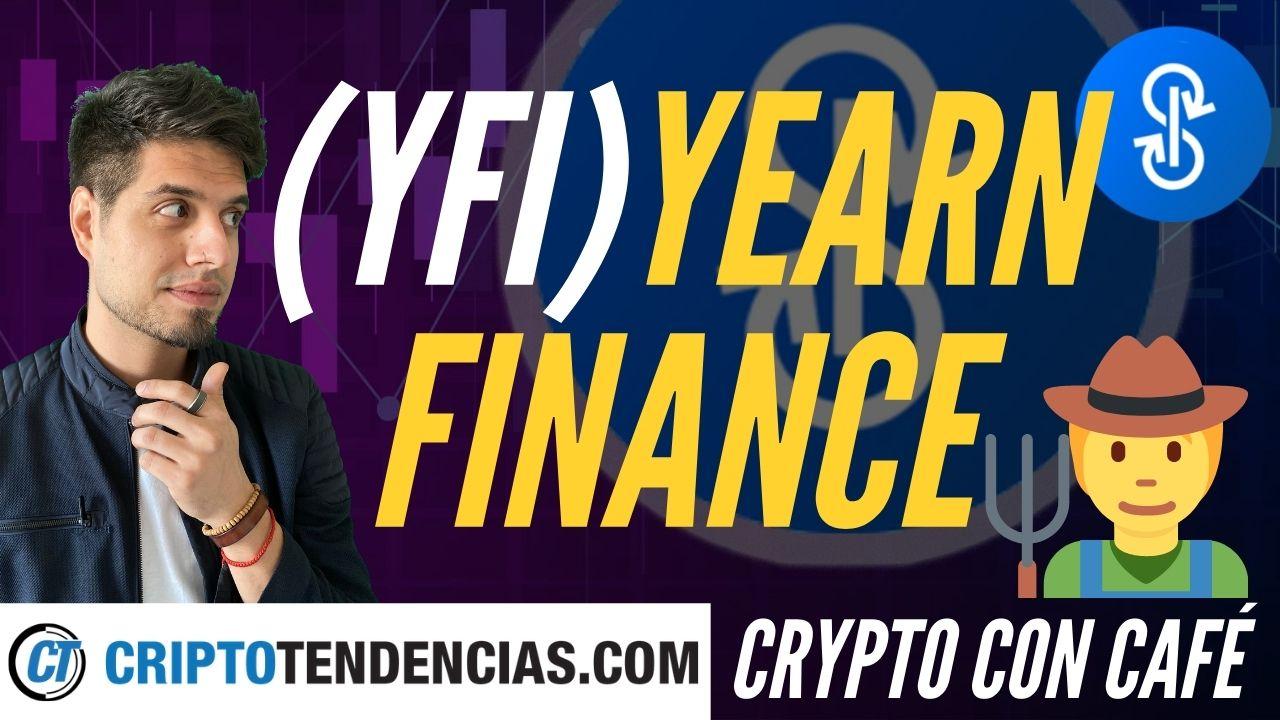 yearn.finance yfi crypto con cafe criptotendencias