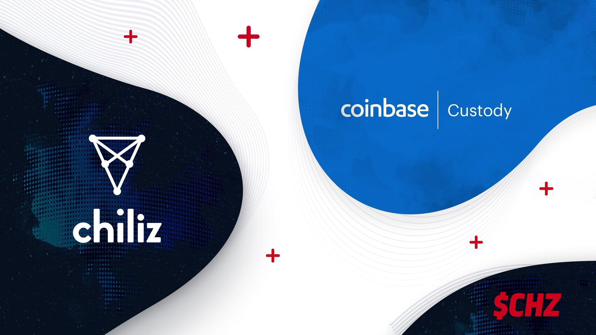 El token nativo de la firma Chiliz tendrá soporte en la plataforma de custodia de Coinbase