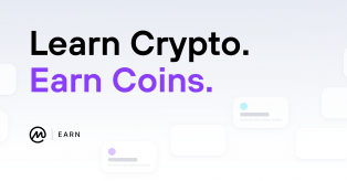 """CoinMarketCap lanza un programa de recompensas llamado """"Earn"""""""