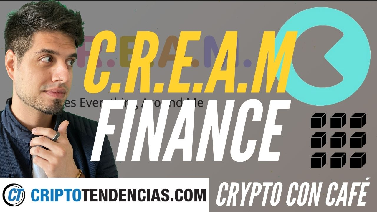 cream.finance criptotendencias crypto con cafe defi