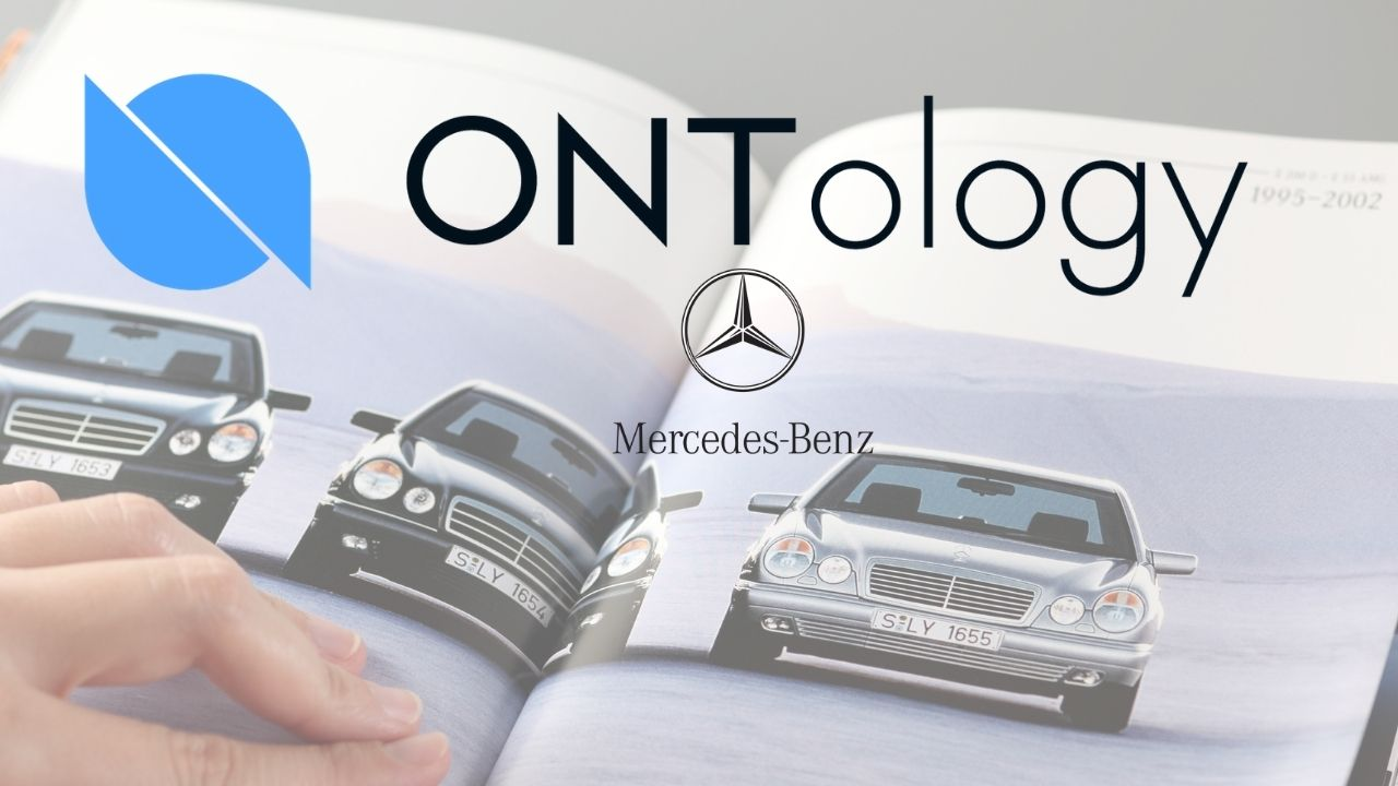ontology mercedes benz criptotendencias