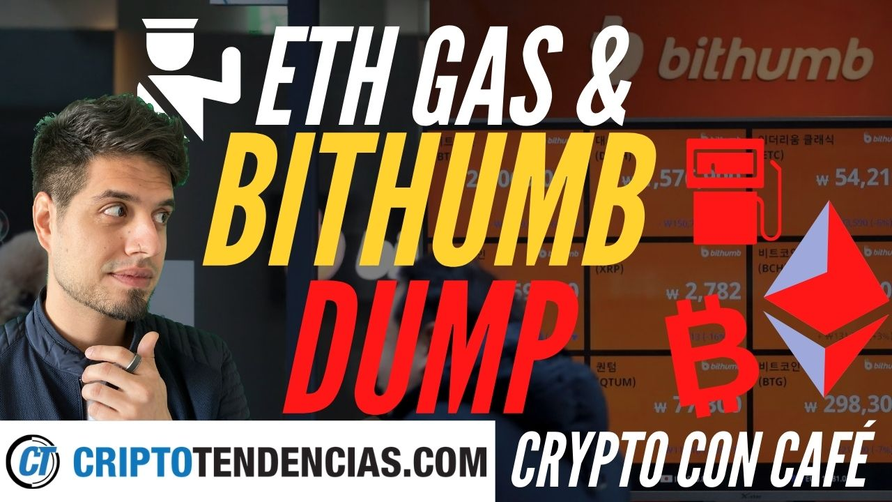crypto con cafe bithumb gas ethereum gwei criptotendencias