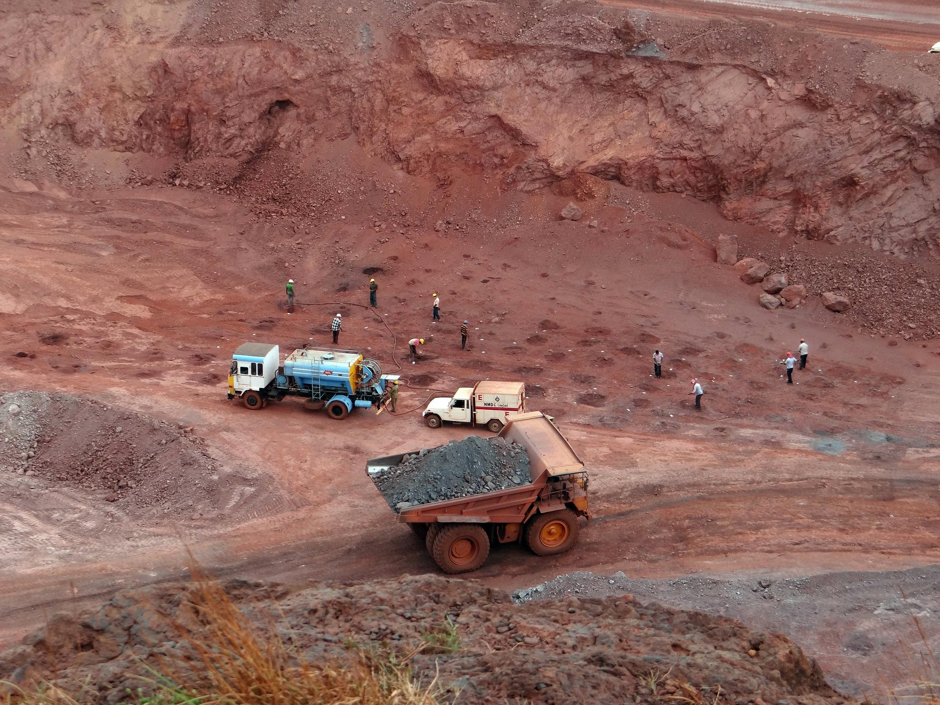 Empresa brasileña de minería Vale realiza su primera transacción mineral de hierro utilizando tecnología blockchain