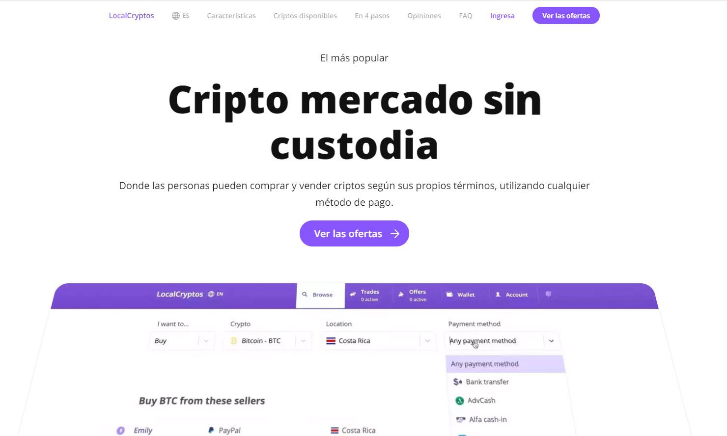 Donde Comprar y vender criptomonedas en mexico