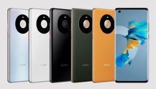 El nuevo teléfono inteligente Mate 40 de Huawei tendrá incorporada una billetera para el yuan digital