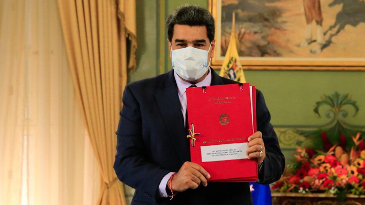Nueva Ley Antibloqueo de Nicolás Maduro menciona el uso de las criptomonedas como un mecanismo financiero alternativo para Venezuela