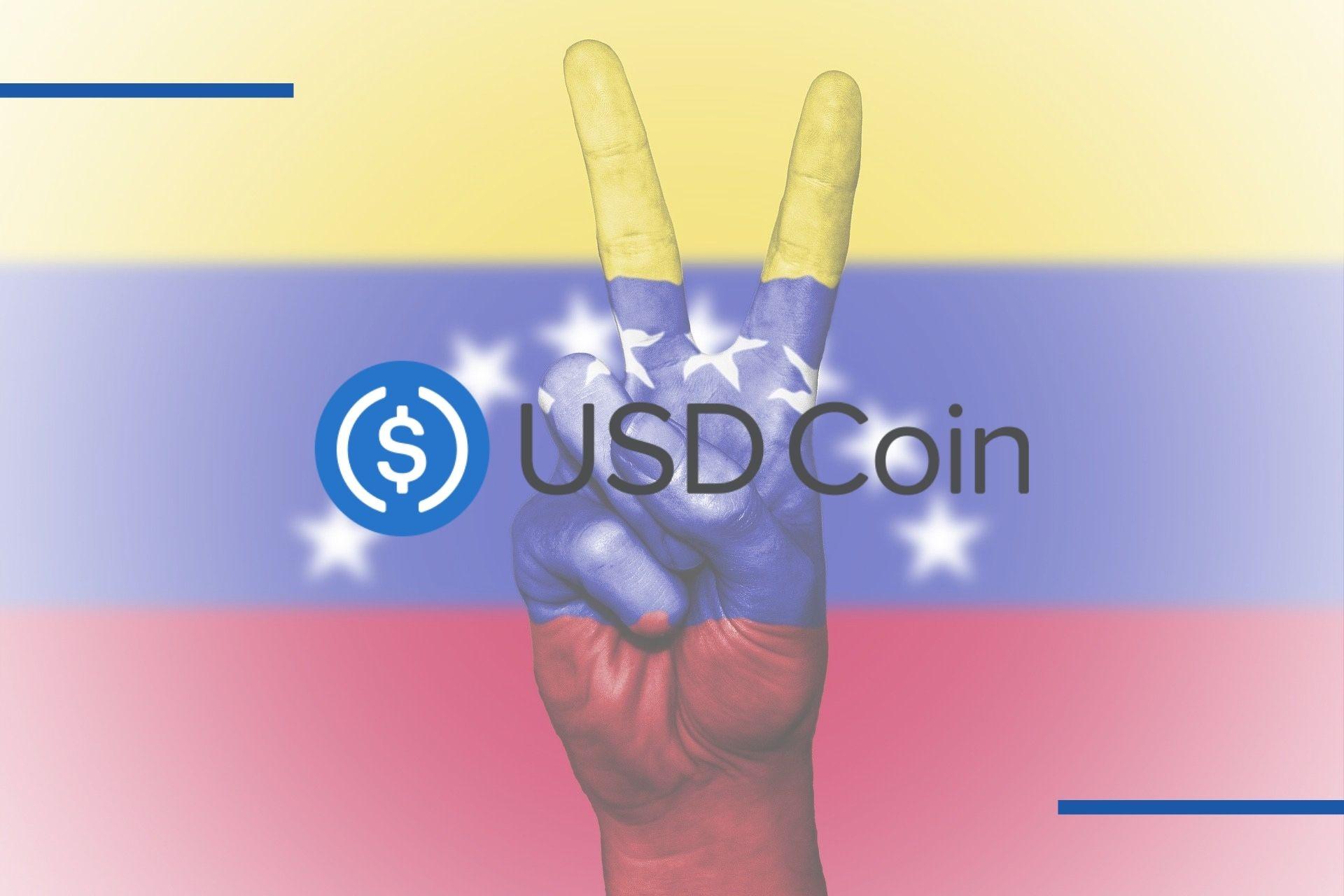 Circle, AirTM y la administración de Juan Guaidó se unen para entregar fondos a trabajadores de salud en Venezuela con la moneda estable USDC