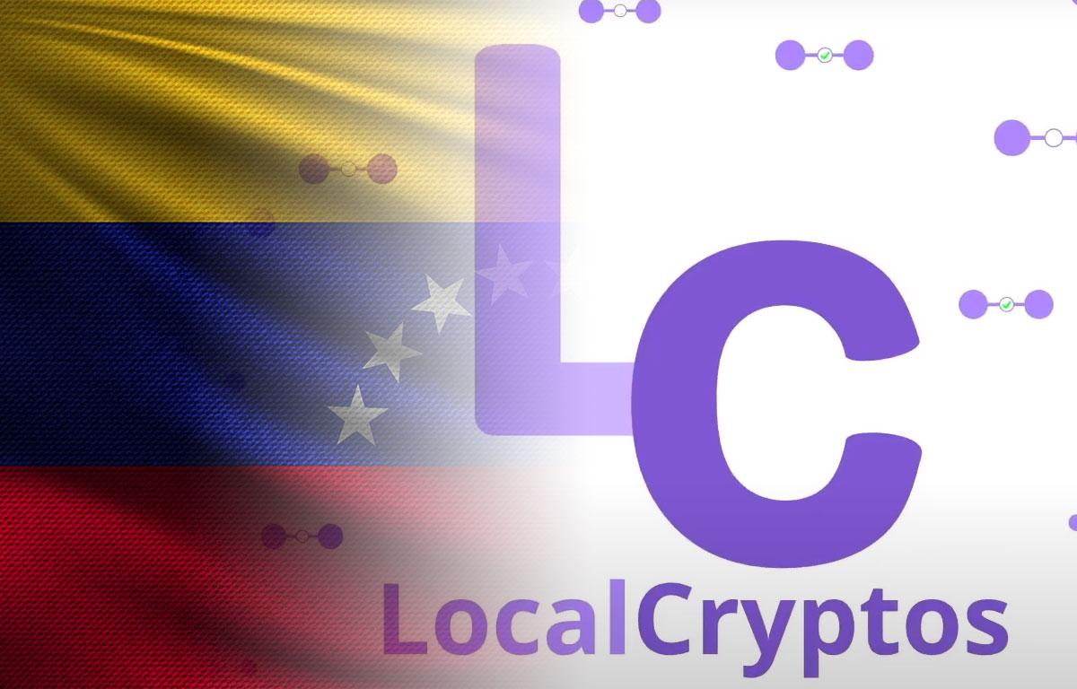 Venezuela es el primer mercado para LocalCryptos