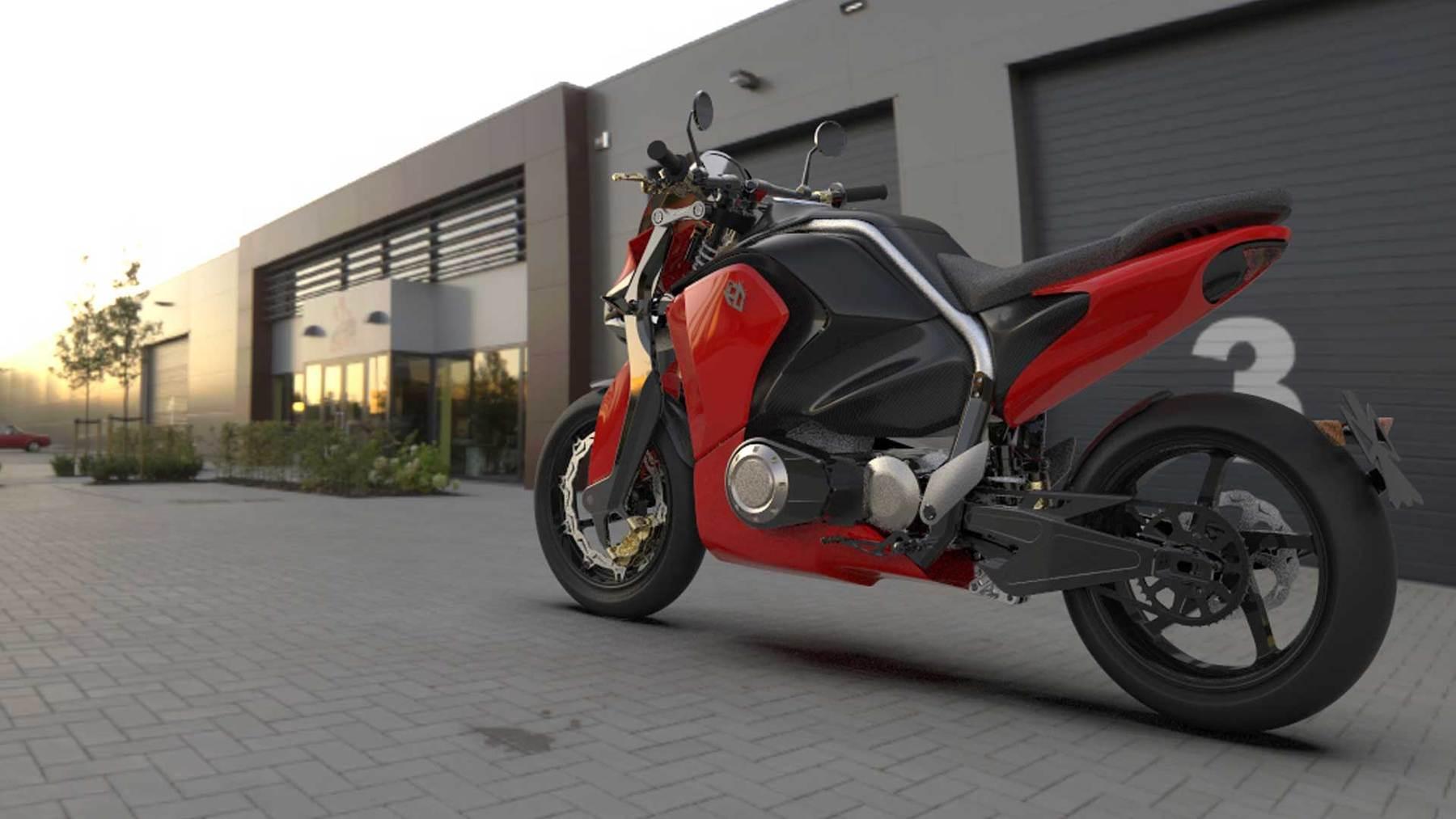 Fabricante de motocicletas Soriano Motori permitirá pagos en criptomonedas en todo el mundo para sus nuevos modelos eléctricos