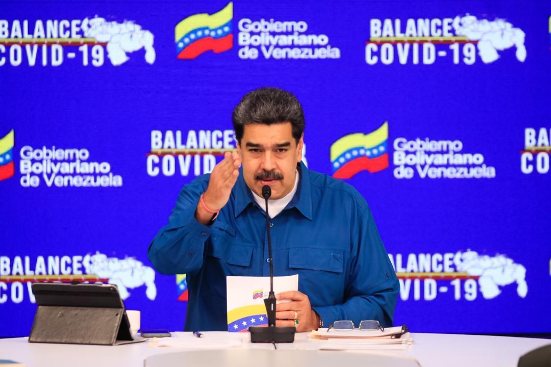 Maduro promete un 2021 de economía digital para Venezuela, incluyendo el reimpulso del Petro, criptomonedas y tecnología blockchain