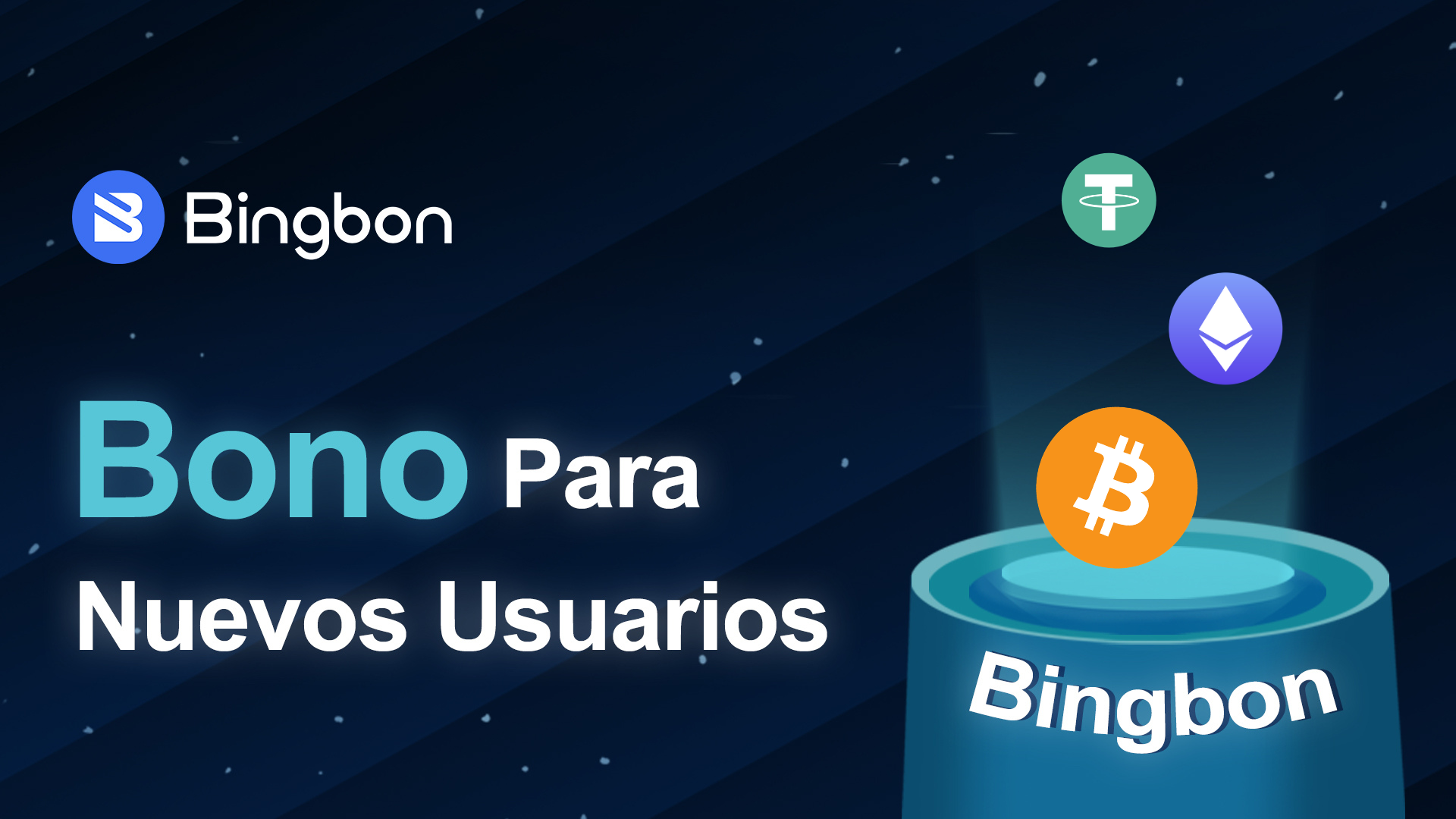 bingbon bono para nuevos usuarios
