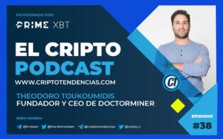 Episodio 38: La minería de bitcoin como una industria, entrevista con Theodoro Toukoumidis Fundador y CEO de Doctorminer
