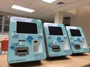 Cryptobuyer presenta sus dos primeros cajeros automáticos de Bitcoin en Venezuela