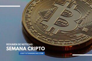 Noticias destacadas de Bitcoin y las criptomonedas durante la Semana Cripto