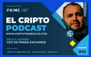 Episodio 41: Apertura del ecosistema cripto en Colombia, entrevista con Arley Lozano CEO de Panda Exchange