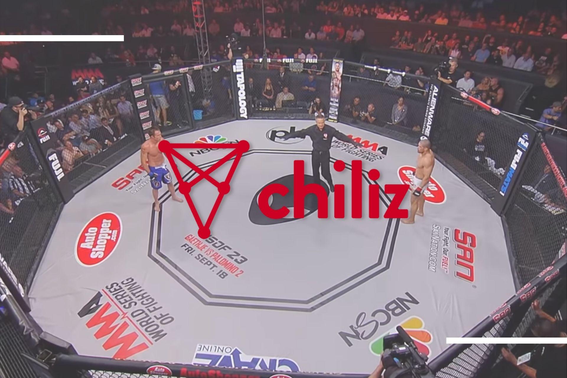 Chiliz y Socios.com lanzan un token para fanáticos de la Professional Fighters League que se agota en 10 minutos, expandiendo así sus NFT deportivos a las artes marciales mixtas
