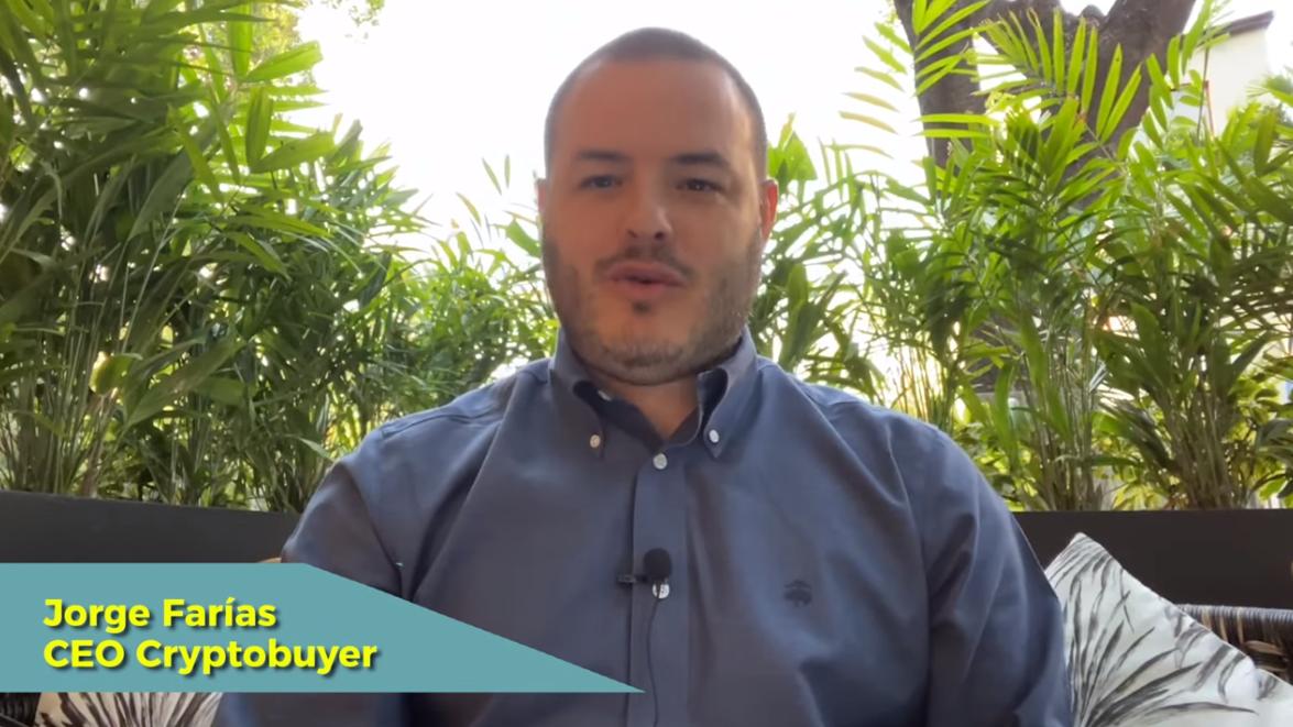 Debido a complicaciones generadas por Covid-19 fallece Jorge Farías, CEO del intercambio de criptomonedas Cryptobuyer