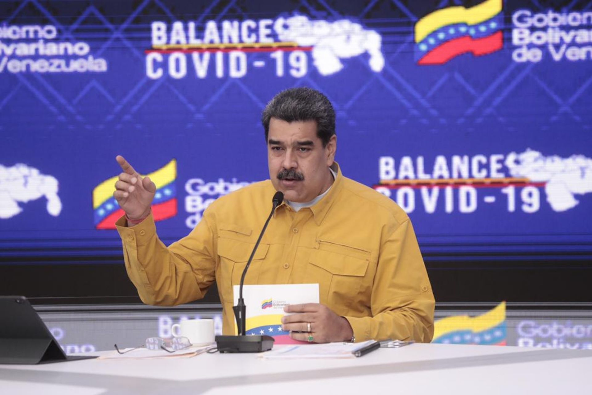 Nicolás Maduro utiliza oro y criptomonedas para financiar a grupos terroristas de las FARC y el ELN en Venezuela, según el líder opositor Juan Guaidó