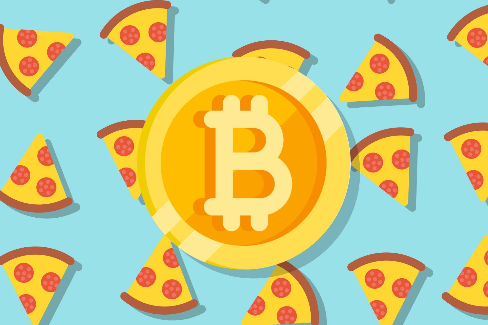 Bitcoin Pizza Day: se cumplen 11 años de la primera compra pagada con Bitcoin