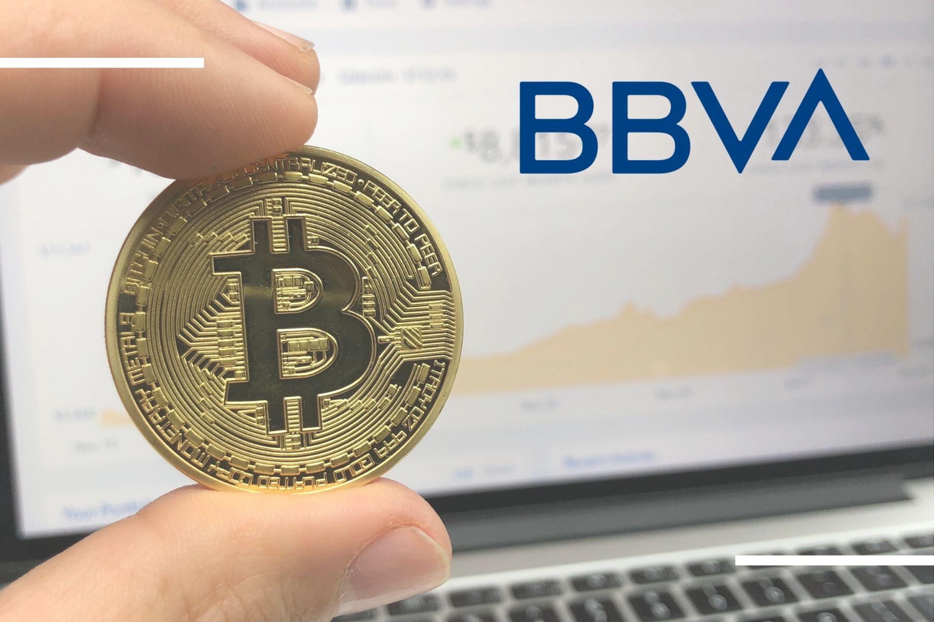 BBVA anuncia el lanzamiento de sus servicios de compraventa y custodia de Bitcoin en Suiza para todos sus clientes de banca privada