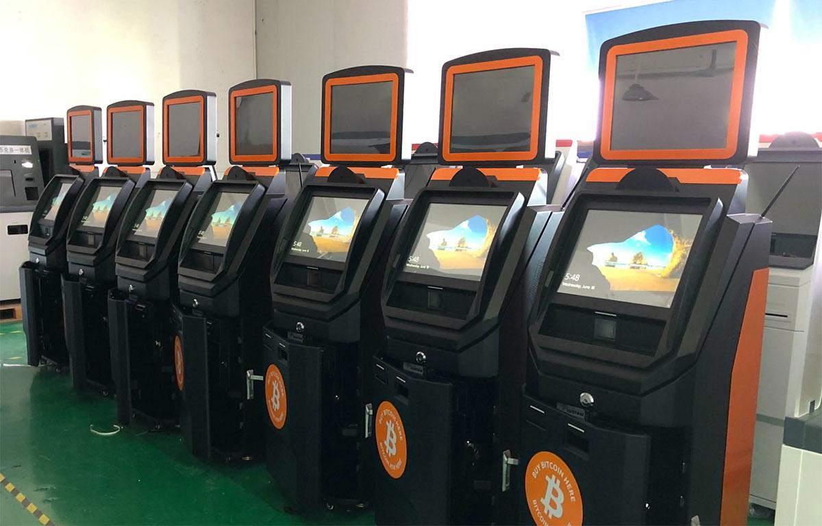 Cajeros de bitcoin serán fabricados en El Salvador