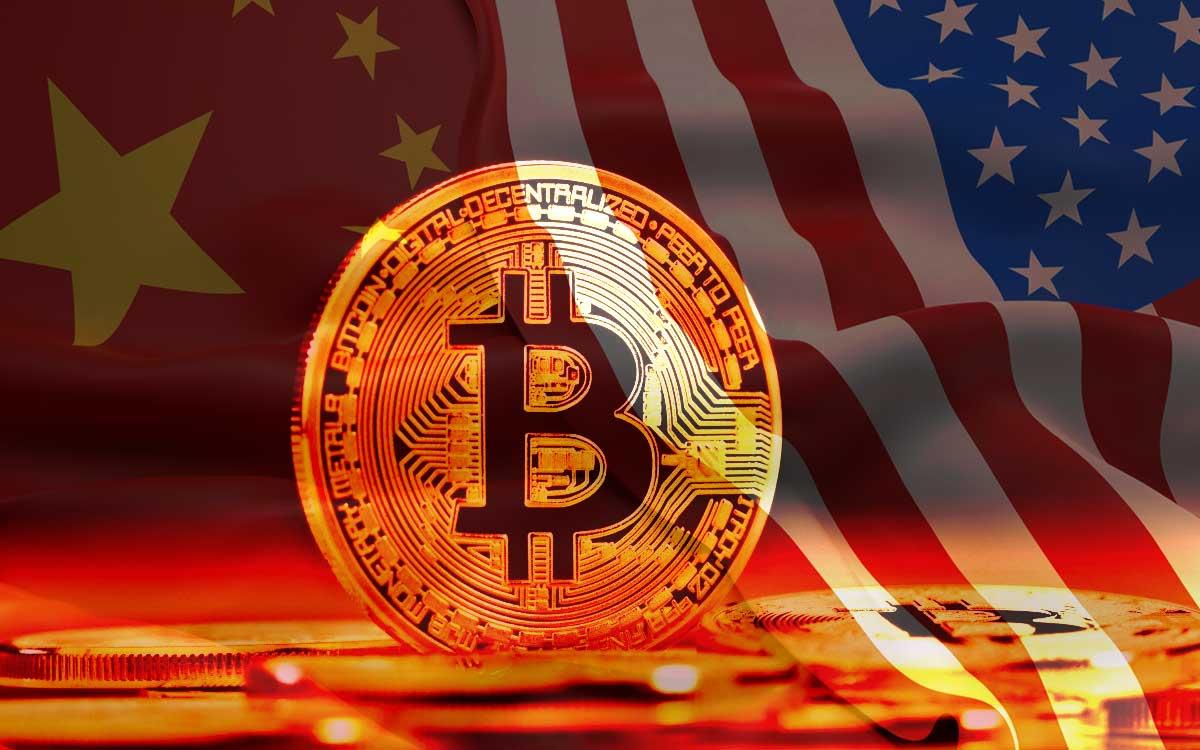 China, EEUU y Bitcoin