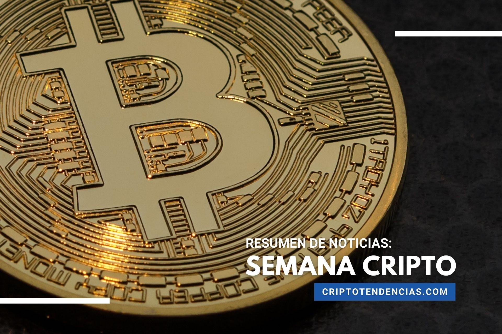 Revisa lo mejor de Bitcoin y las criptomonedas durante la Semana Cripto