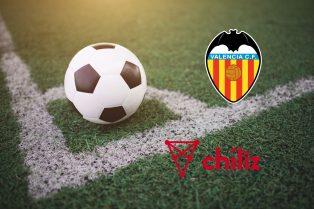 Valencia CF es el cuarto equipo del fútbol español en sumarse a los tokens para fanáticos de Chiliz y Socios, convirtiéndose además en el primero en el mundo que los promocionará en su camiseta