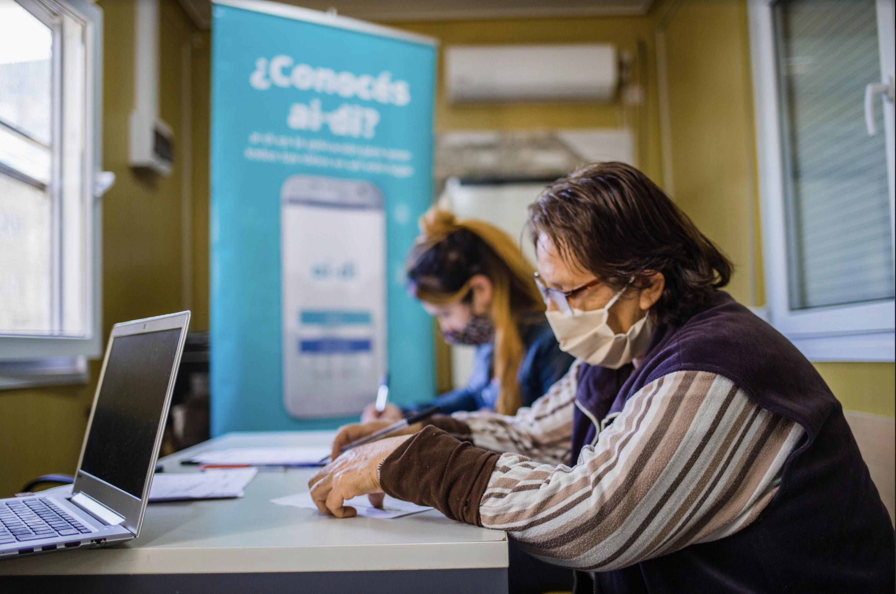 DiDi Argentina Identidad Digital Blockchain
