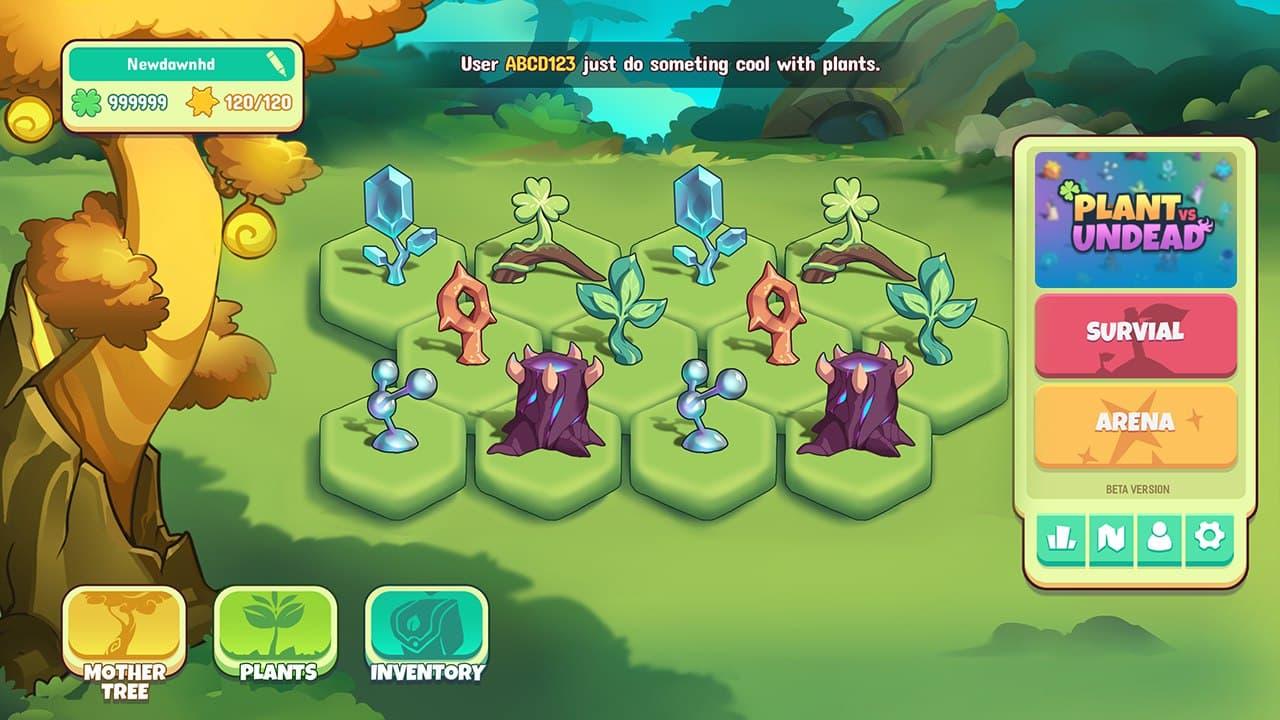 Plant vs Undead anuncia nuevos detalles del Farm 3.0, el modo PvP y el futuro del juego