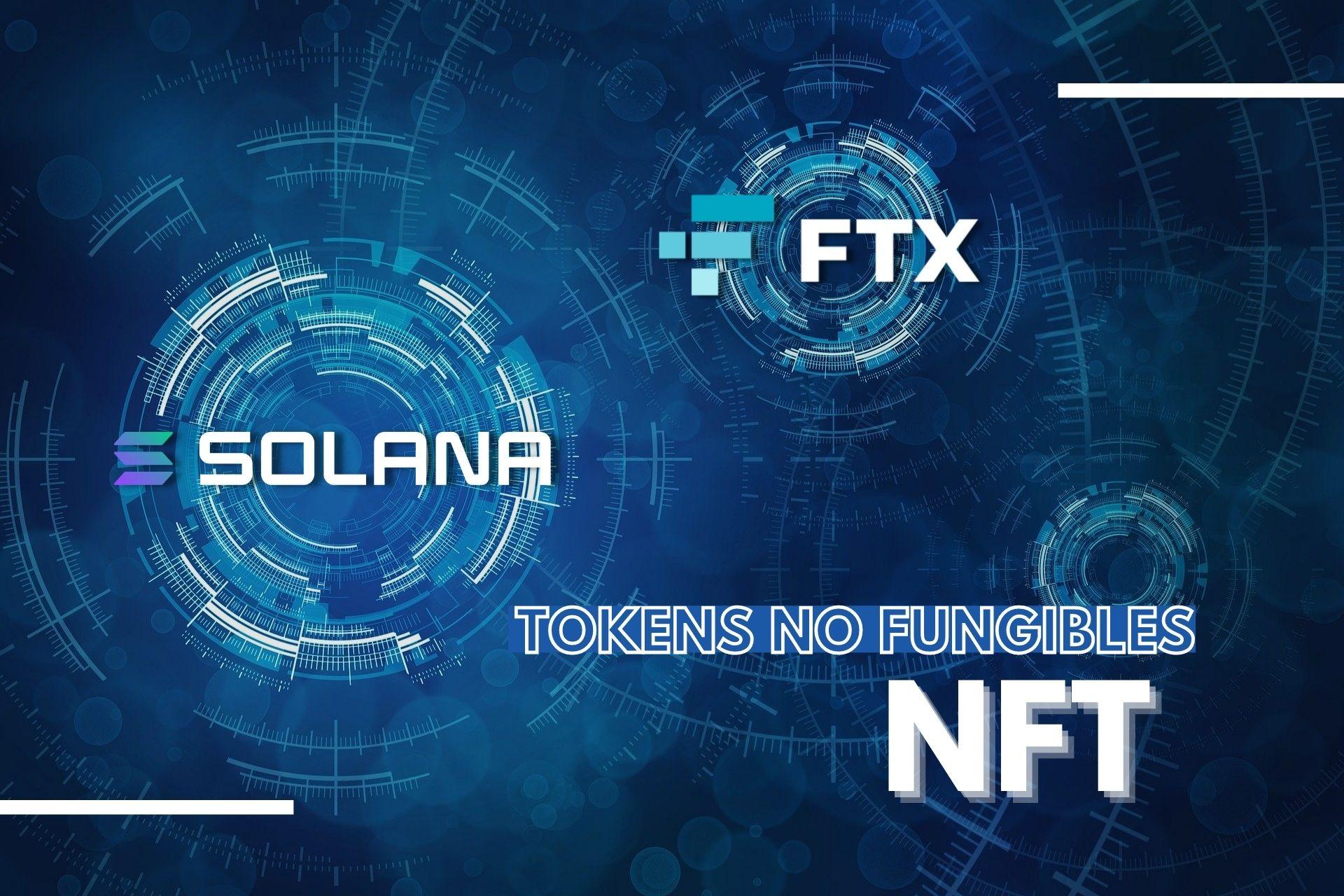 FTX dará entrada en su plataforma a proyectos NFT de Solana